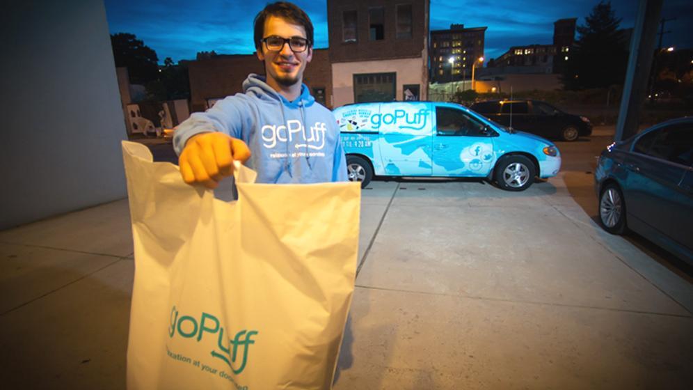 GoPuff, field marketing, marketing, ambassadors, campus ambassadors, brand ambassadors